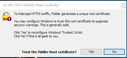 How to capture a Fiddler trace for Ivanti Support?
