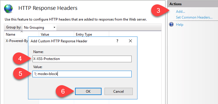 HTTP Security Headers (X-Frame-Options