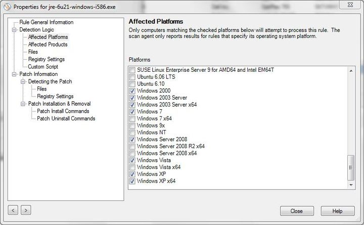 Can't patch 32-bit JRE on 64-bit Win7