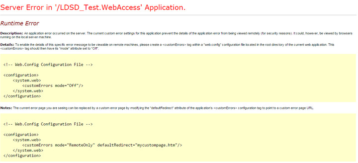 Access denied to Service Catalog (Workspaces and Web access