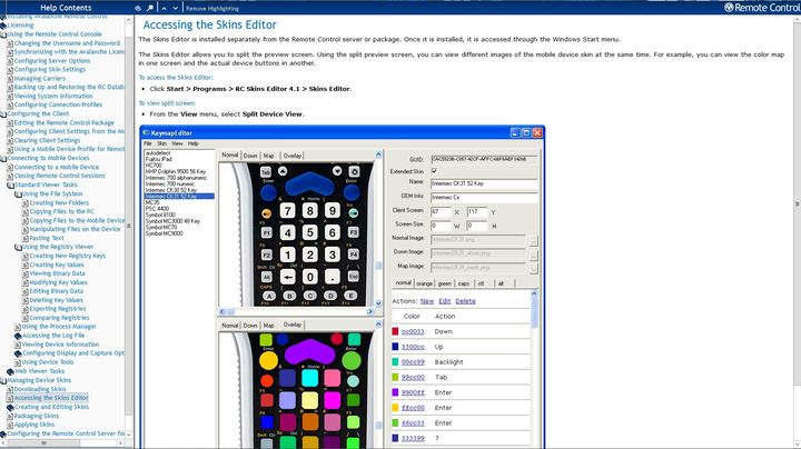 how to download Remote Control Skins editor installation