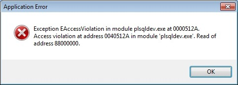 Application Control (10 1) is causing issues when launching