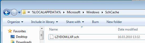 %LOCALAPPDATA% folder in Windows 7