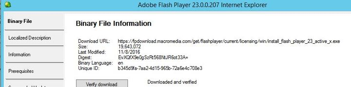 Failed to download content id      (12002)